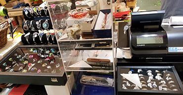 Idées cadeaux à Puisserguier (34) : bijoux, couteaux...